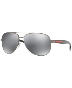 Prada Linea Rossa Sunglasses, Ps 53PS
