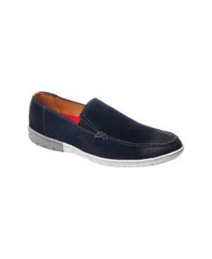 Sandro Moscoloni Moccasin Toe Double Gore Slip-On Men's Shoes