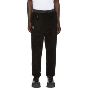 Saturdays NYC Black Fleece Serai Lounge Pants