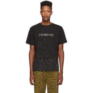 Saturdays NYC Black Wash T-Shirt