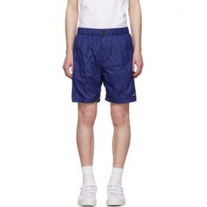 Saturdays NYC Blue All-Purpose Trent Shorts