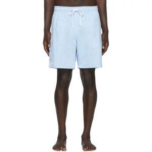 Saturdays NYC Blue Ritchie Swim Shorts