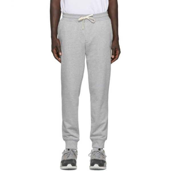 Saturdays NYC Grey Ken Slash Lounge Pants