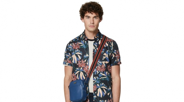 Ted Baker Embraces Graphic Prints for Spring '20 Collection