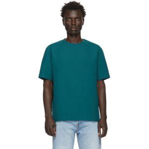 Valentino Blue Petroleum T-Shirt