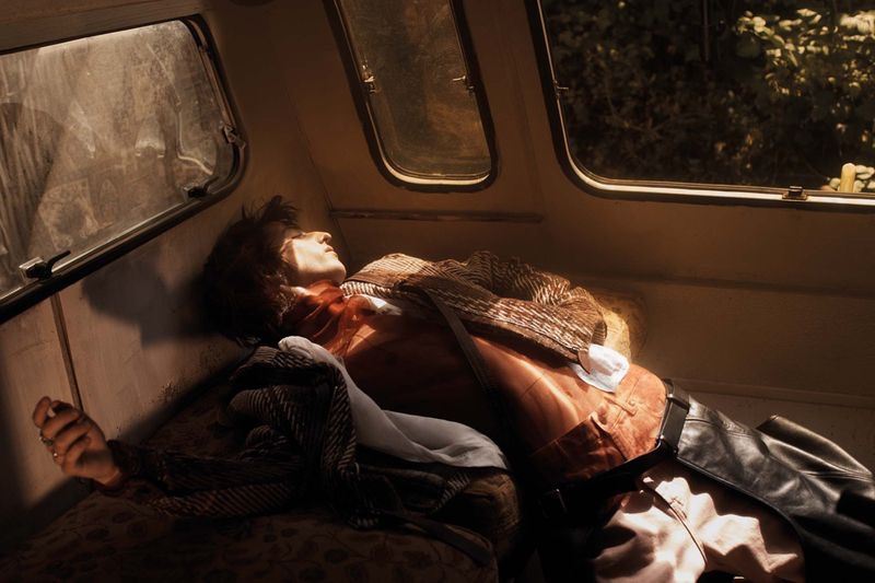 Wanderers: Luca & Alexander for L'Officiel Hommes Italia