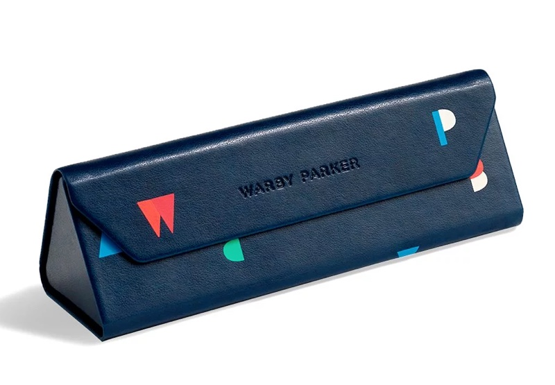 Add a stocking stuffer to your shopping list with Warby Parker's eyewear case.