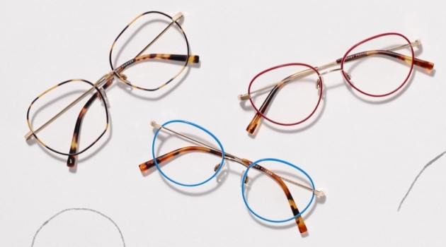 Warby Parker embraces circular frame styles with its Windsor collection.