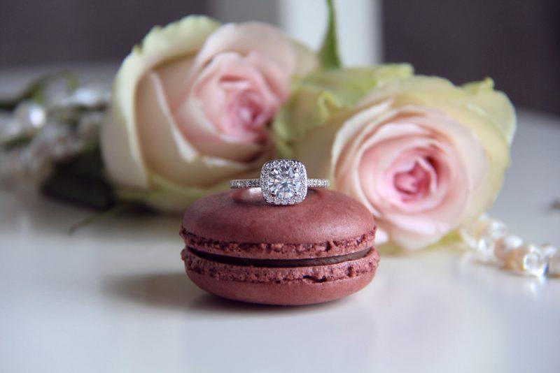 Wedding Ring Roses