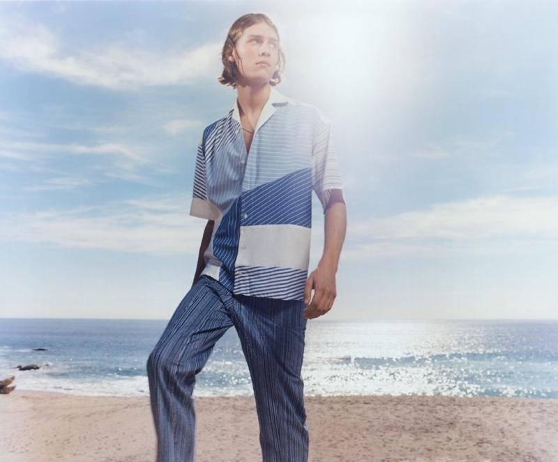 New Horizons: Zach Norton for Browns Fashion