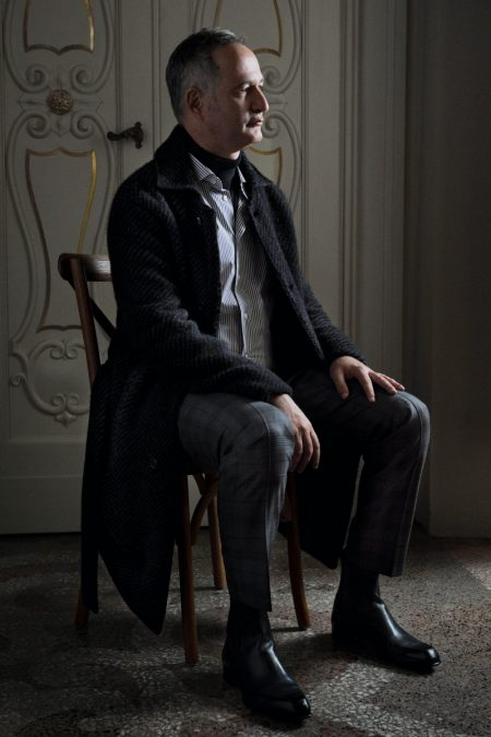 Brioni Champions Classic Menswear with Fall '20 Collection