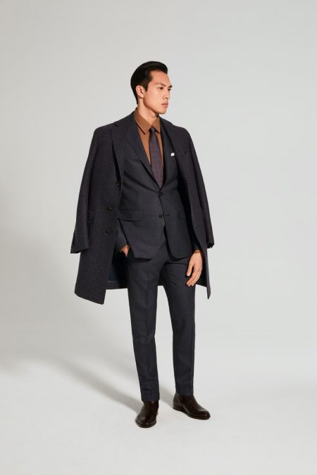 Canali Embraces Modern Tailoring with Fall '20 Collection