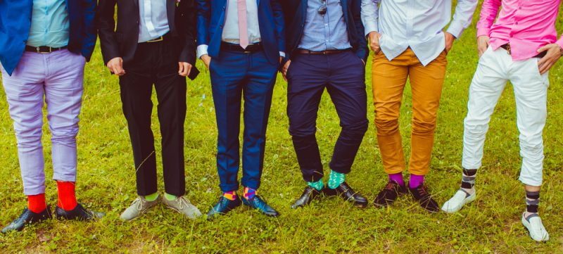 Colorful Socks Personality