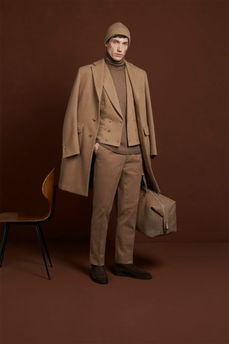 Corneliani Offers Comfort & Style with Fall '20 Collection