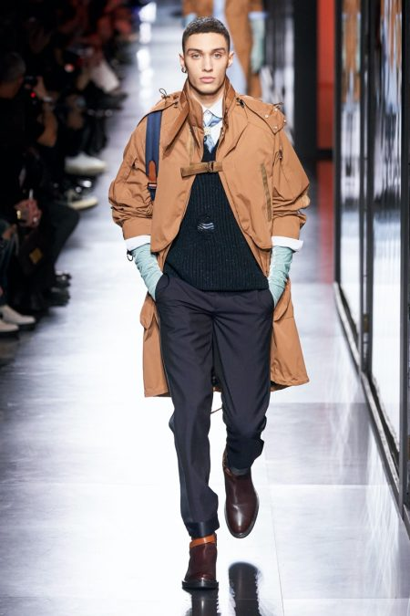 Kim Jones Thinks Couture for Dior Men Fall '20 Collection