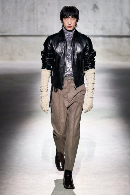 Dries Van Noten Embraces Mix & Match Cool with Fall '20 Collection