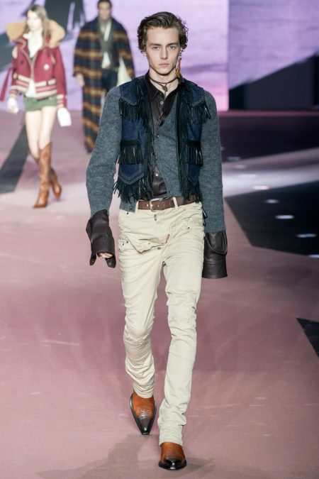 Dsquared2 Tackles Midwest Style with Fall '20 Collection