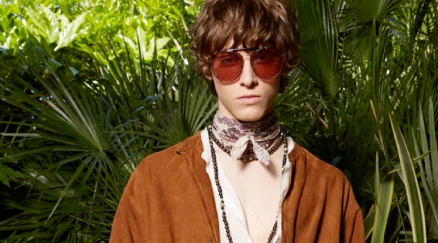 Dsquared2 Embraces Moto Boho Flair with Pre-Spring '20 Collection