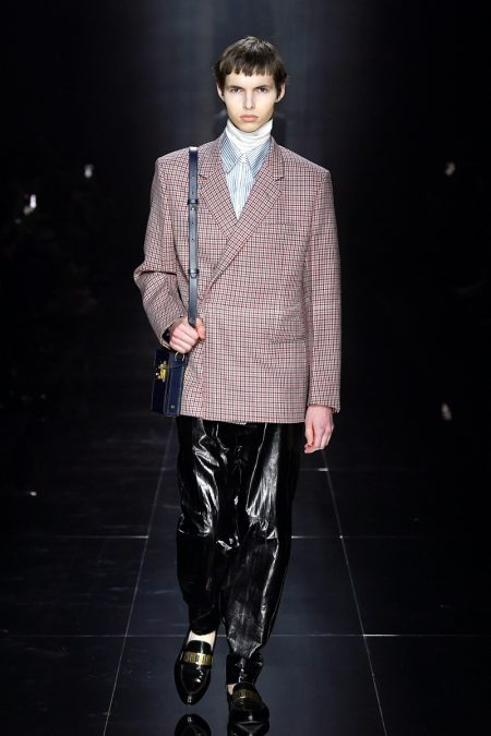 Dunhill Channels New Romantics with Fall '20 Collection