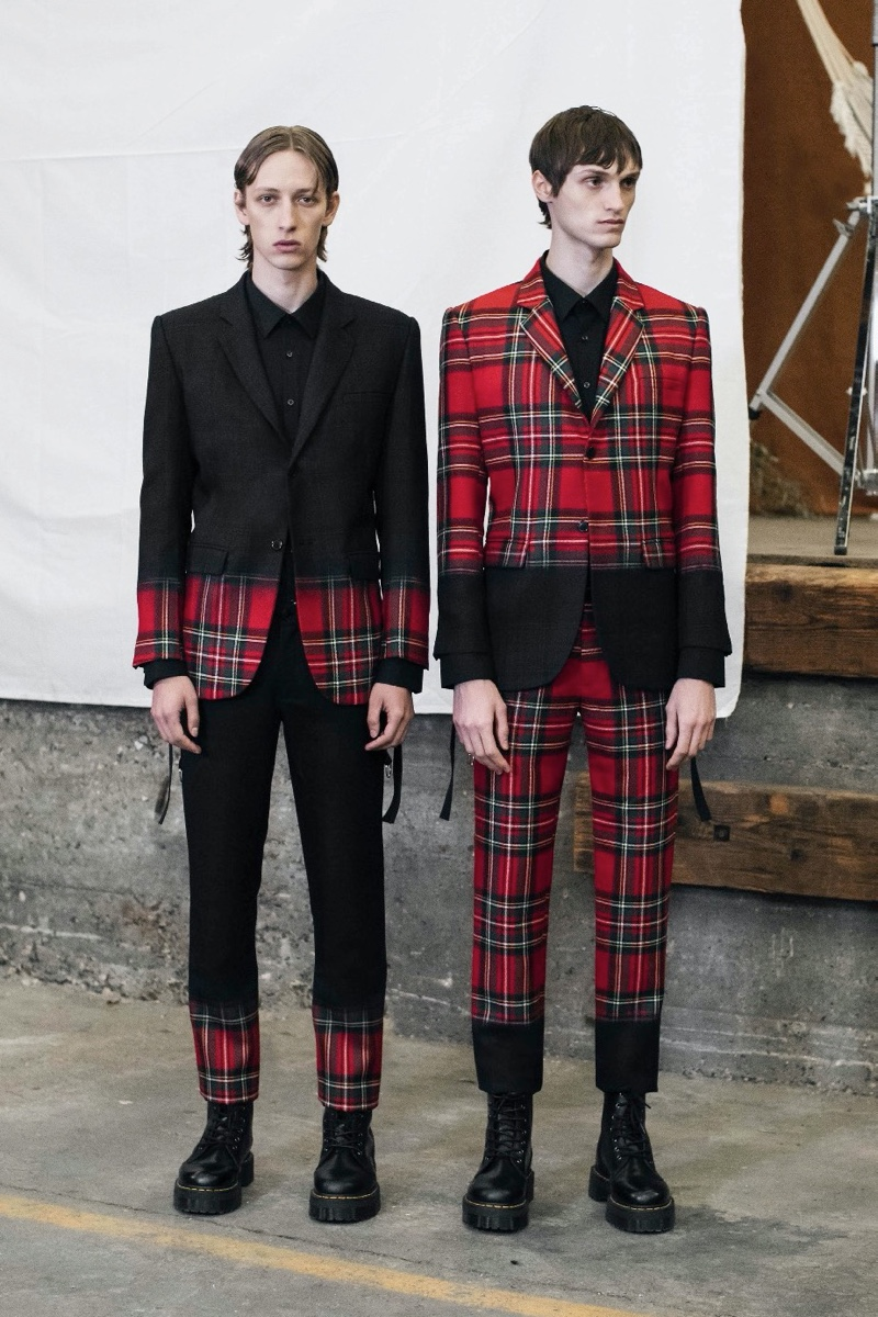 EGONlab Goes Punk with Spring '20 Collection