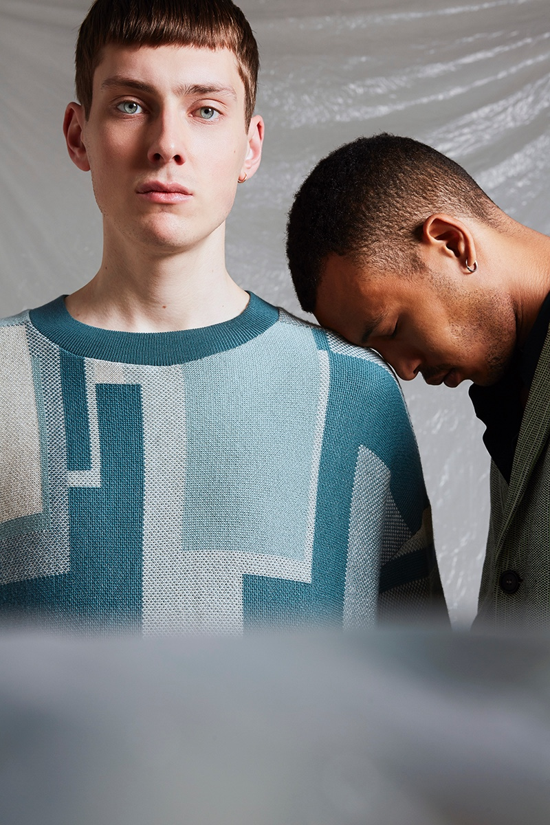 Fashionisto Exclusive: Hubert Ramsel and Everton Araujo photographed by Sophie Daum