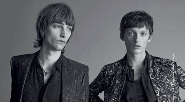 Future Season: Thomas, George + More for GQ Italia