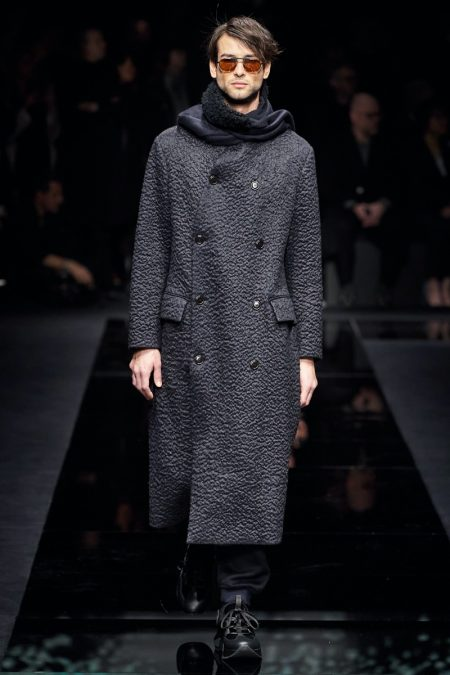 Giorgio Armani Stuns with Versatile Fall '20 Collection