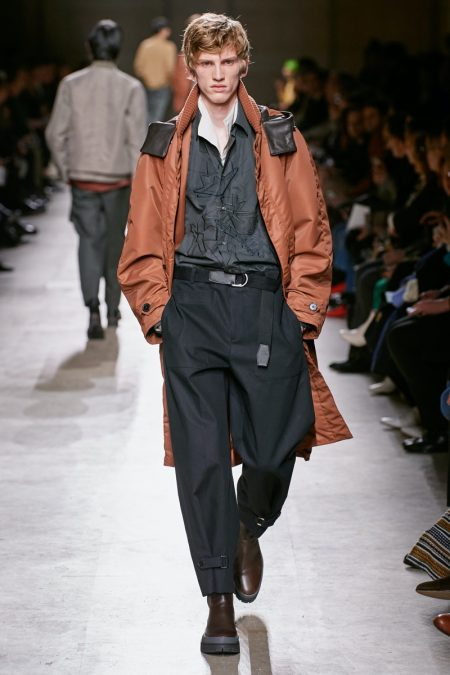 Hermès Delivers Its Own Brand of Radical with Fall '20 Collection