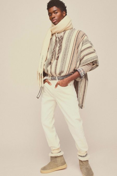 Isabel Marant Crafts a Neutral Dream with Fall '20 Collection