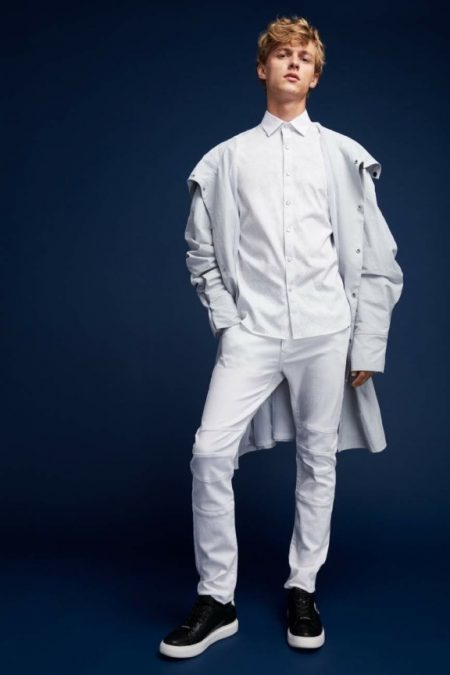 Karl Lagerfeld Paris Embraces Sporty Style with Spring '20 Collection