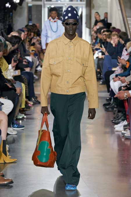 Lanvin Channels Smart Skater Vibe with Fall '20 Collection