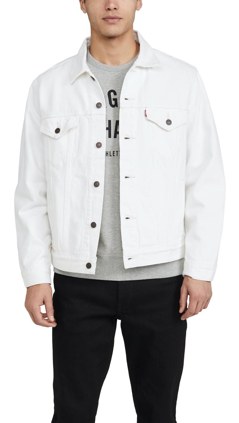 Levis Red Tab Vintage Fit Trucker Jacket