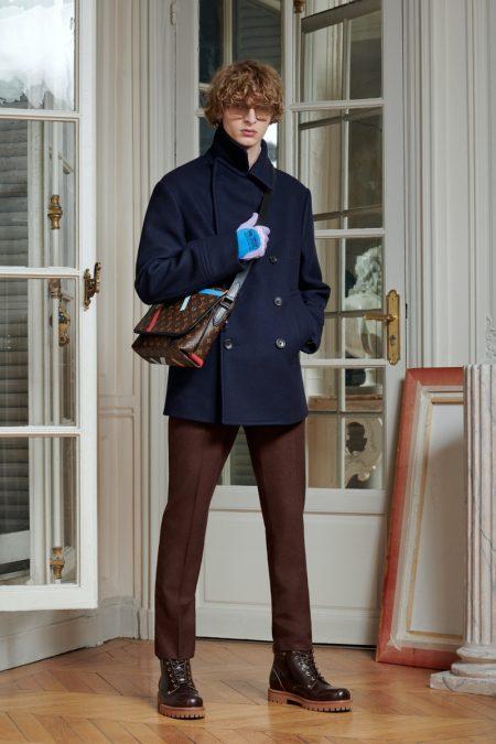 Virgil Abloh Reinterprets Louis Vuitton Monogram with Pre-Fall '20 Collection