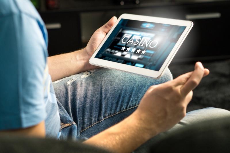 Man Online Casino Tablet