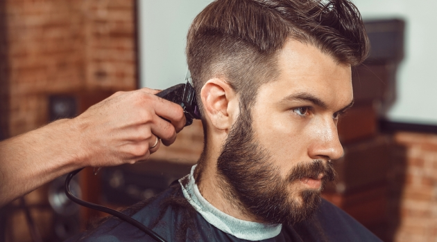 Man Trendy Haircut