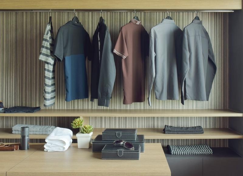 Man's Closet Shirts Accessories