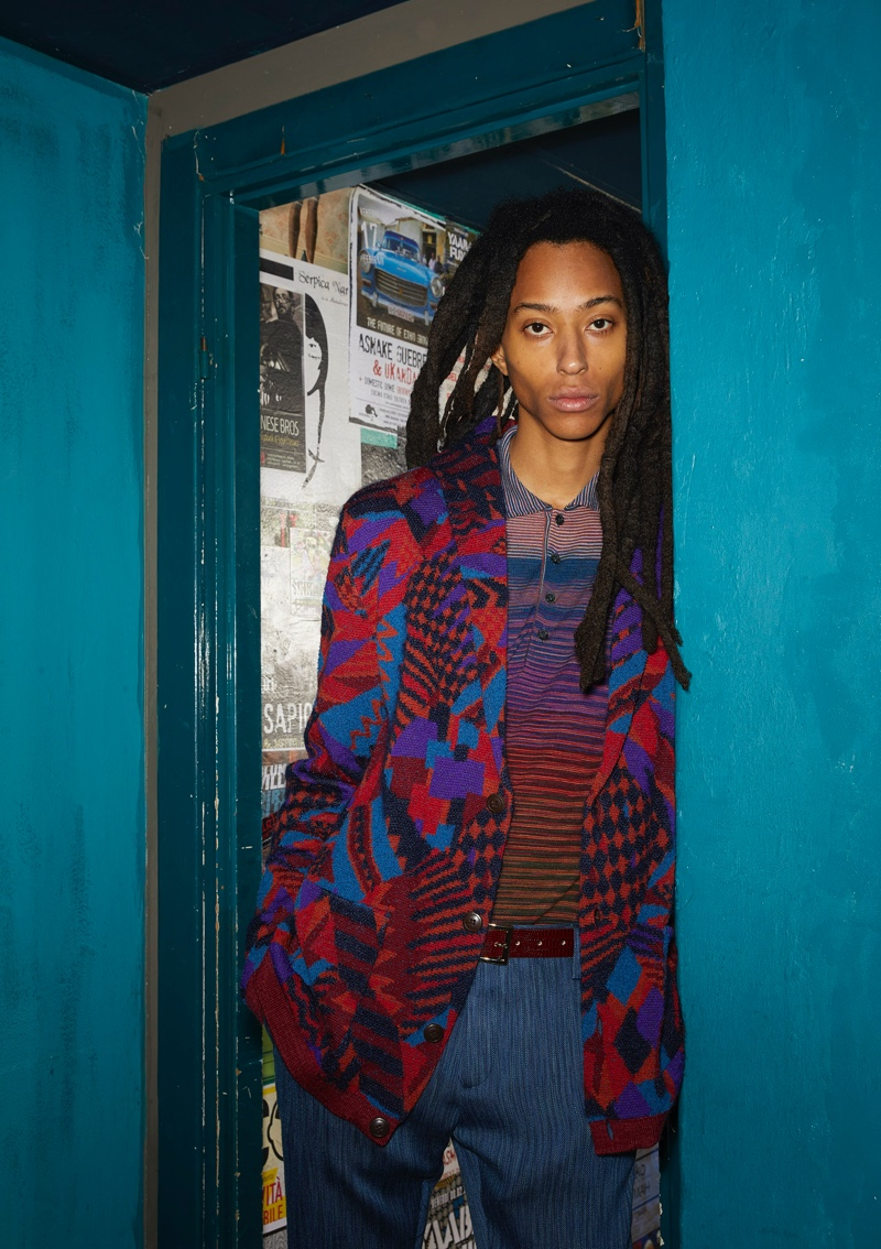 Missoni Channels Retro Jazz Scene for Fall '20 Collection