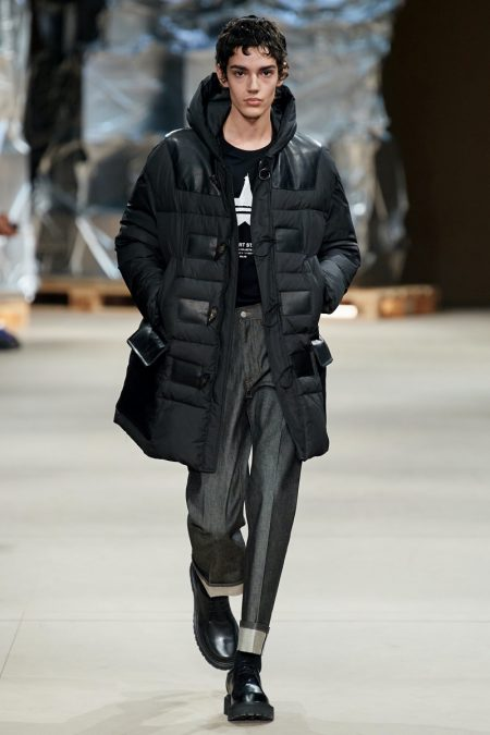 Neil Barrett Proposes Style for the Artist with Fall '20 Collection