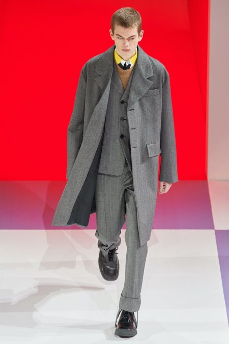 Past & Future Converge for Prada Fall '20 Collection