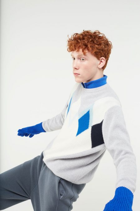Pringle of Scotland Goes Galactic with Fall '20 Collection