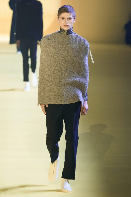 Raf Simons Looks to the Future for Fall '20 Collection