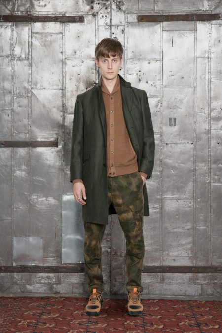 Rag & Bone Revisits Roots with Fall '20 Collection