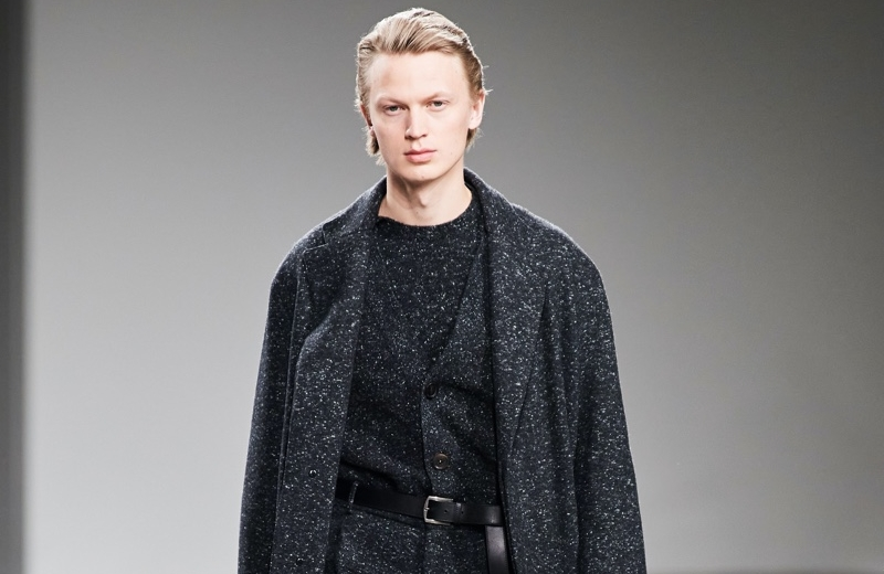 Agnona Relaunches Menswear with Fall '20 Collection