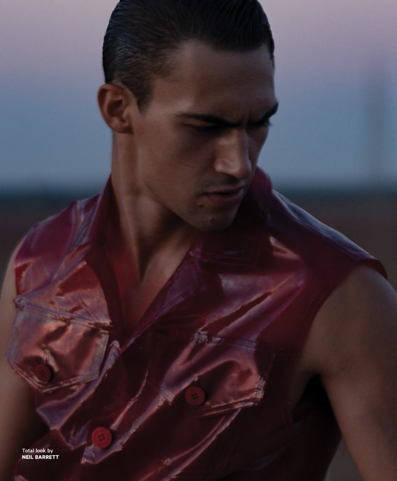 Catch & Carry: Alessio Pozzi for Essential Homme