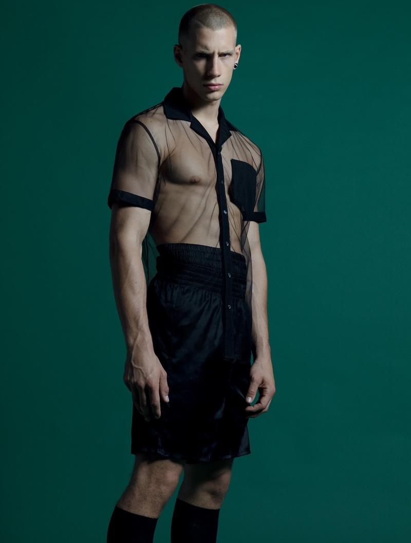 Augusta Alexander Rocks Dsquared2 in Fashion for Men