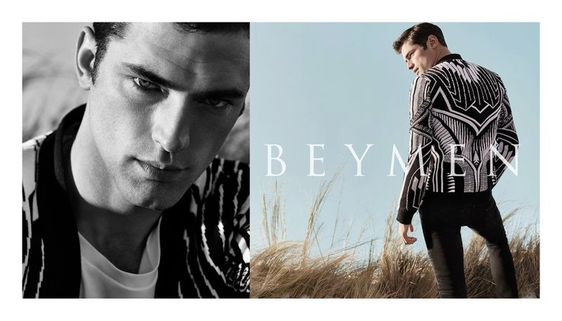 Sean O'Pry stars in Beymen's spring-summer 2020 campaign.