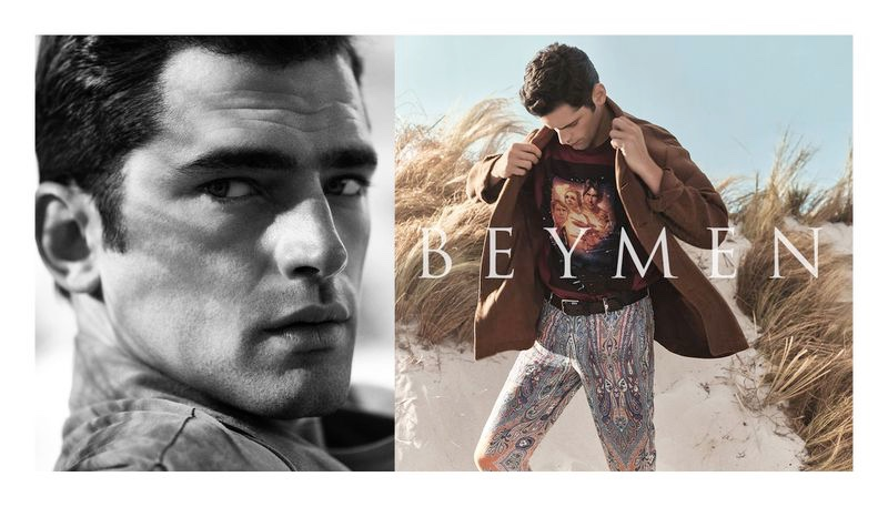 Model Sean O'Pry fronts Beymen's spring-summer 2020 campaign.
