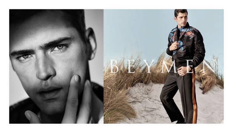 Beymen taps Sean O'Pry as the star of its spring-summer 2020 campaign.