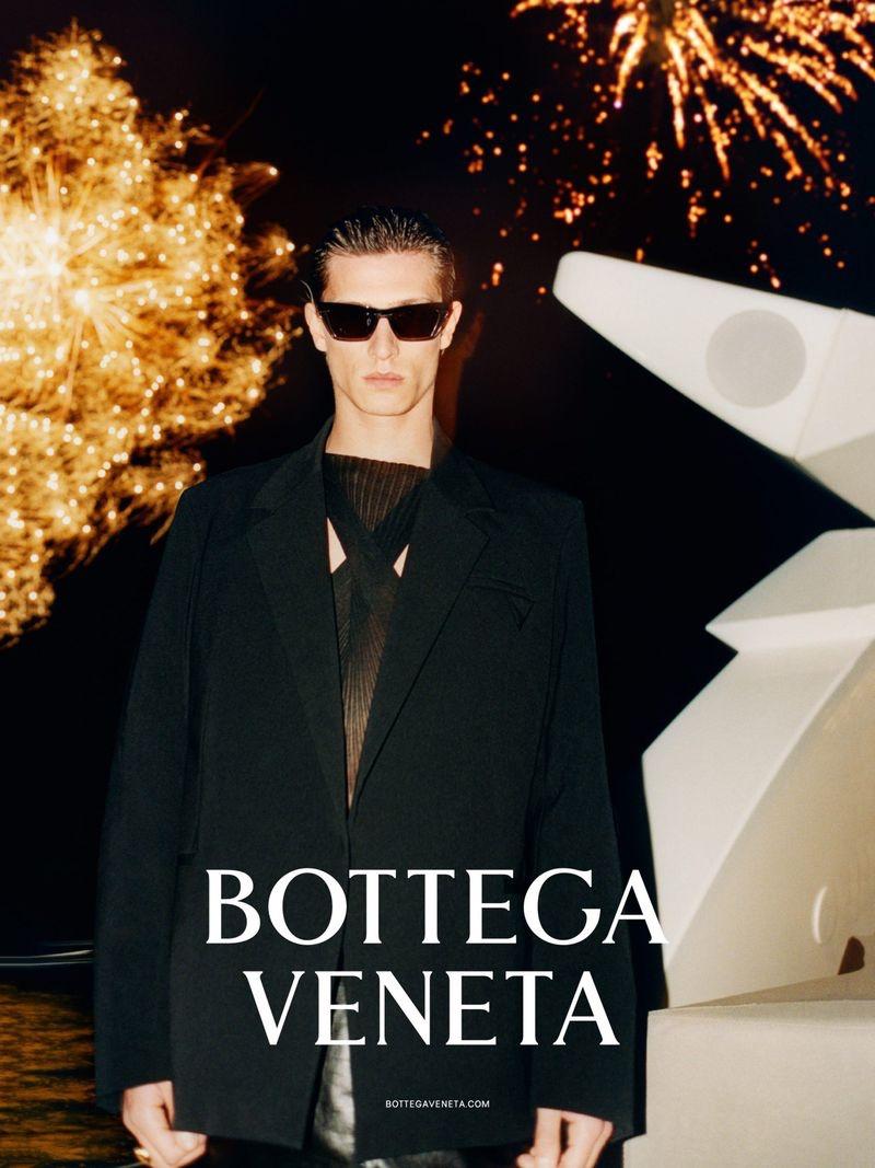 Bottega Veneta enlists Edoardo Sebastianelli as the star of its spring-summer 2020 campaign.