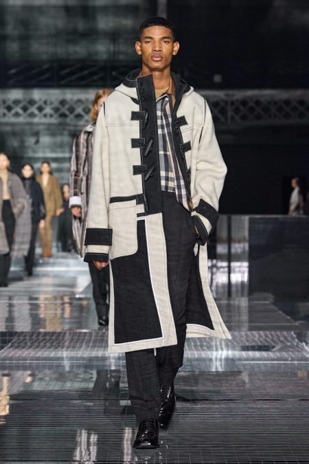 Riccardo Tisci Plays with Classics for Burberry Fall '20 Collection